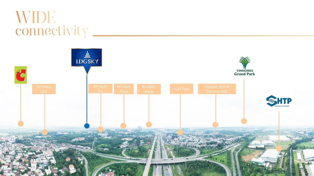 Dự án LDG Sky Bình Nguyên