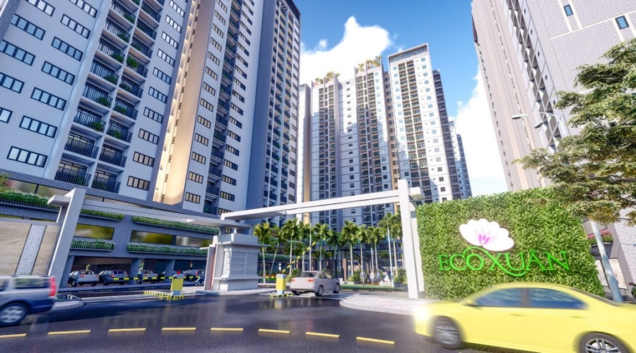 Dự án Eco Xuân Sky Residences