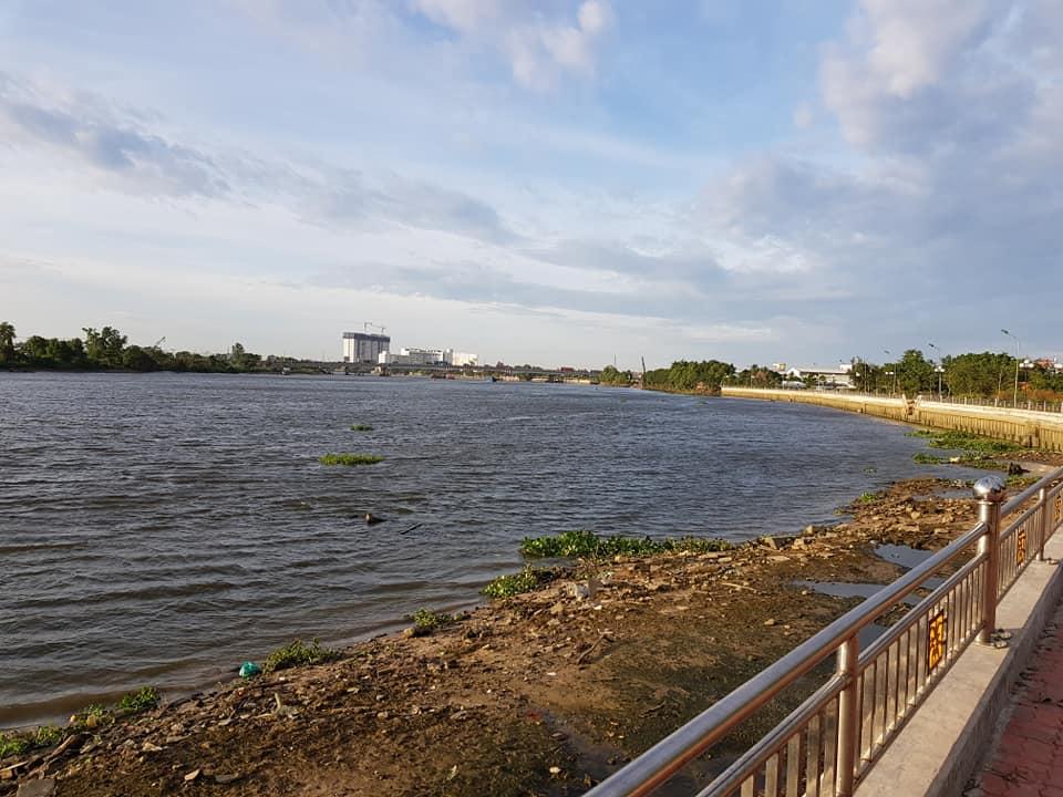 Hình ảnh thực tế dự án căn hộ LDG River 1