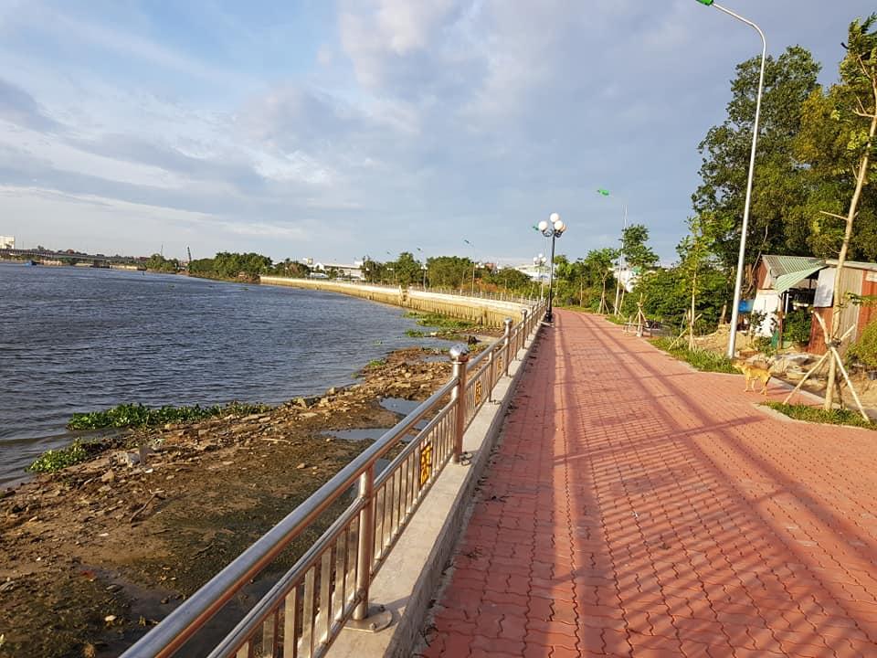 Hình ảnh thực tế dự án căn hộ LDG River 2