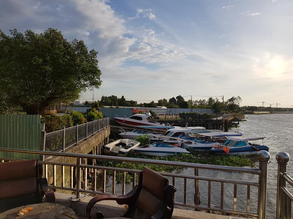 Hình ảnh thực tế dự án căn hộ LDG River 4