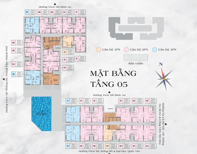 Mat bang tang 5 Ldg sky