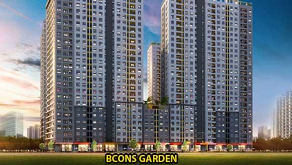 Căn hộ Bcons Garden