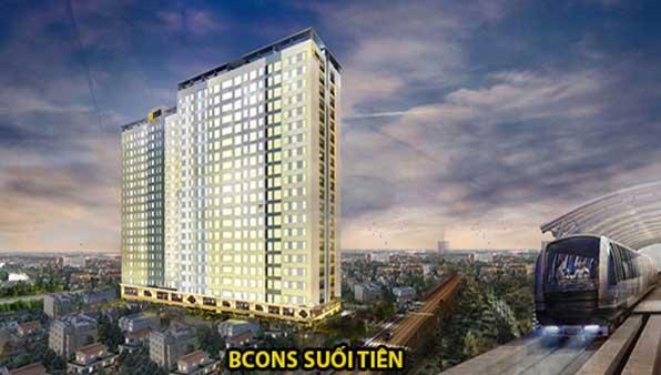 Bcons Suối Tiên