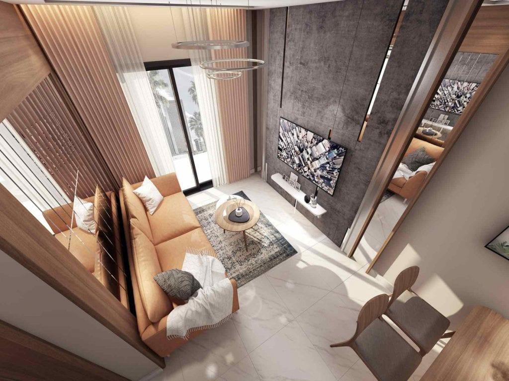Nhà mẫu The Seasons Apartment 5