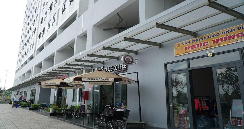 thực tế căn hộ Marina Tower