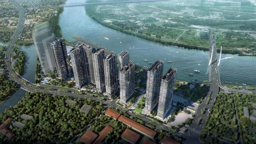 Grand Marina Saigon Bason