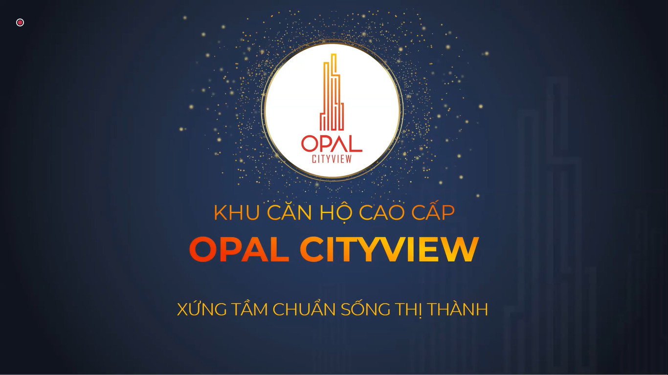 Opal CityView Hình nền