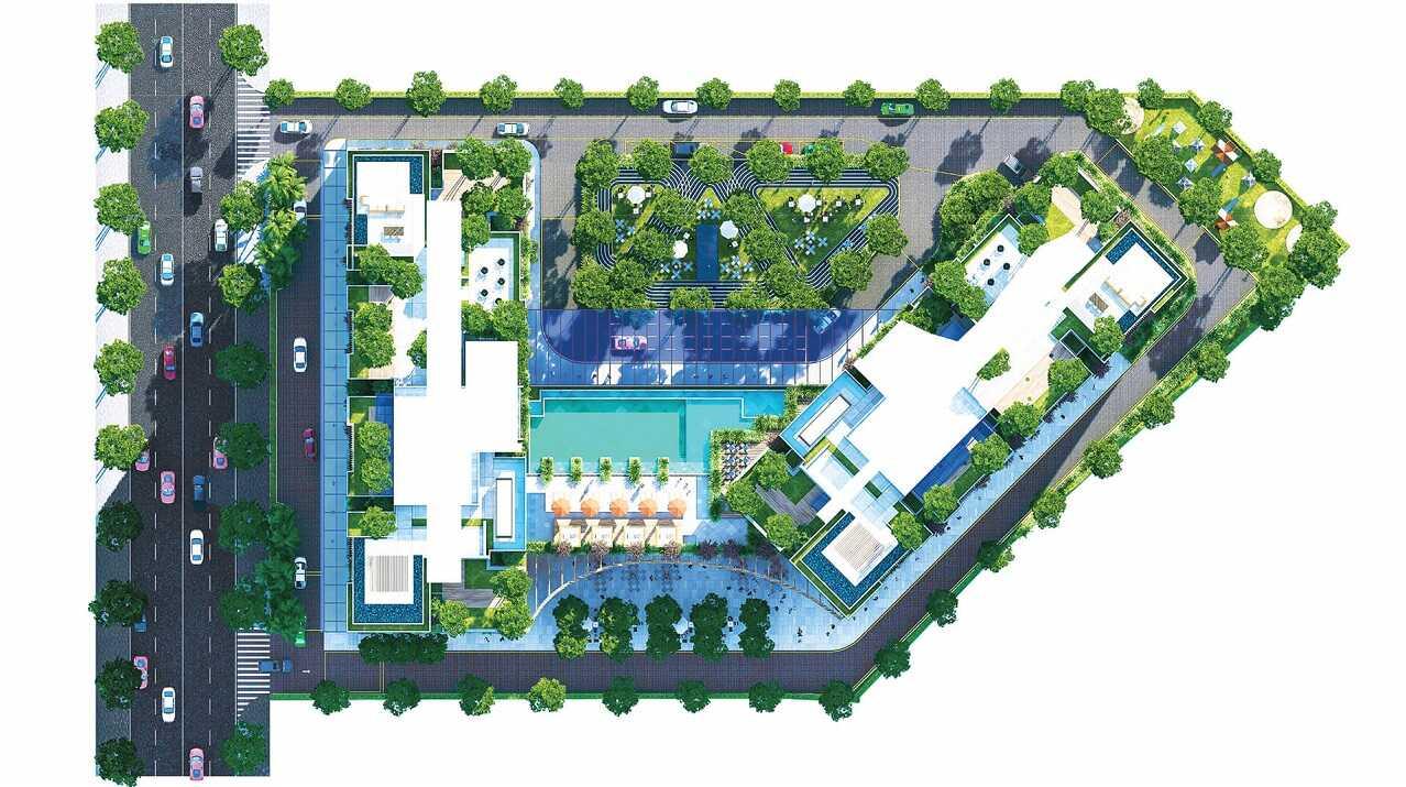 Tiện ích dự án Asiana Riverside