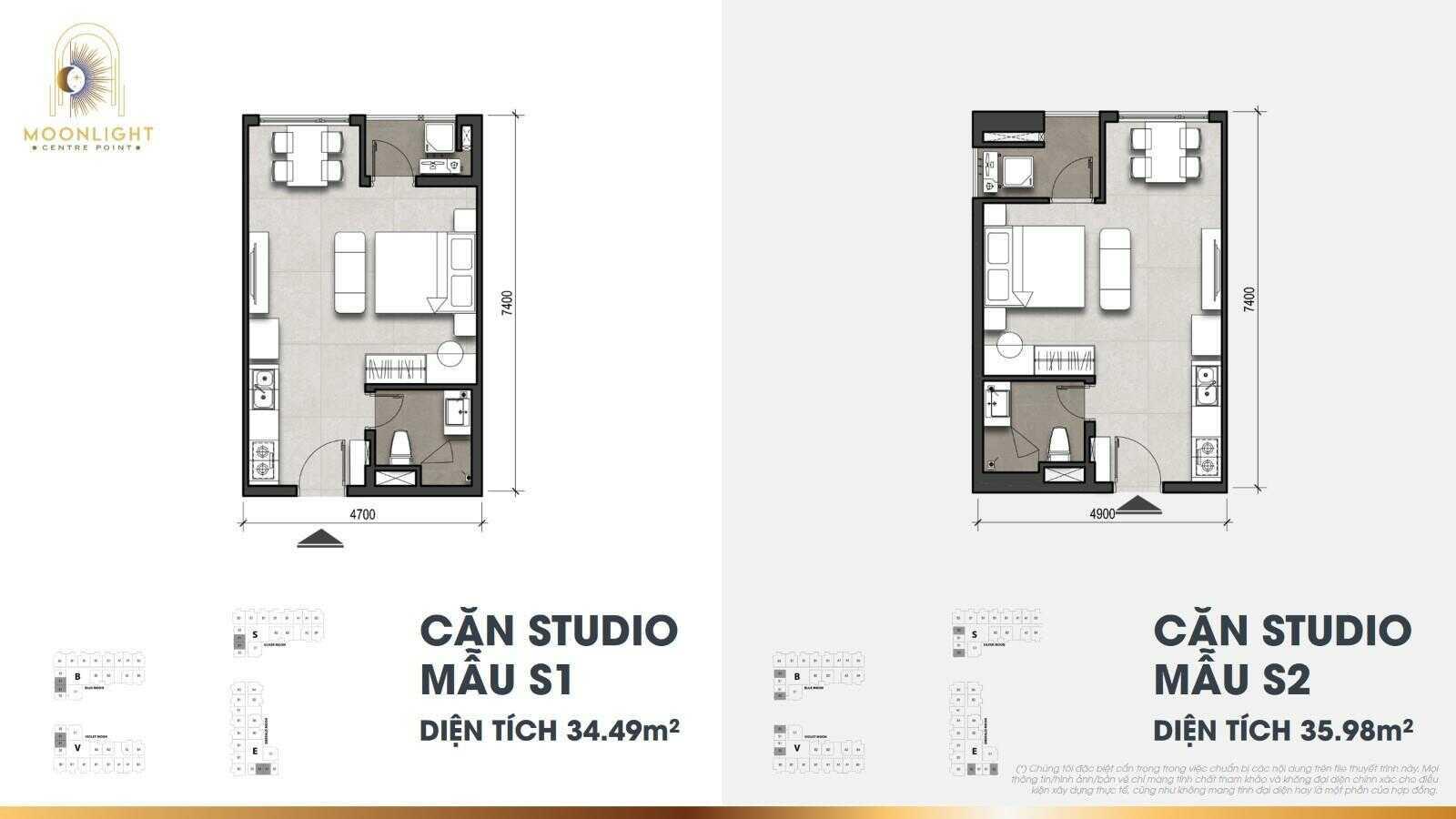 Studio Moonlight Centre Point