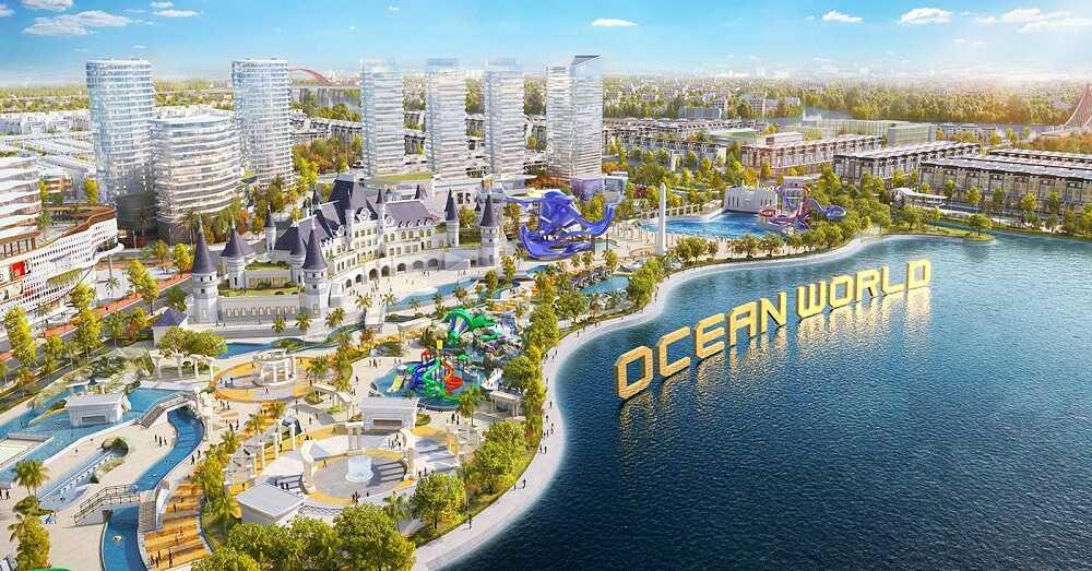 Ocean World Vạn Phúc Center