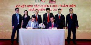 LDG Group ký kết với SAM