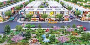 Tiện ích nội khu Golden Future City